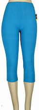 NEW WOMEN SKINNY COLORFUL CAPRI JEGGINGS STRETCHY SEXY PANTS SOFT LEGGINGS JEANS