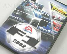 F1 2002 Fia Formula One 1 EA Sports Erstauflage mit Handbuch