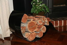 Metal Firewood Holder, Wood Rack, Log Storage Stand SPRING SPECIAL
