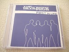 The devilrock four-First In Line CD unconform records 2009 NM