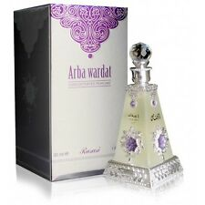 Arba Wardat Concentrated Arabic Perfume Oil 30ml by Rasasi Perfumes (Attar)