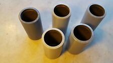 Pat'd 1902 Columbia Indestructible 2 Minute Phonograph Cylinders-Gray!