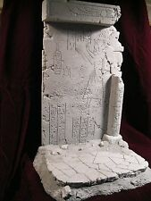 "Reissue base ""PHARAOH"", resin kit 1/6. design, and sculpture, by JL CRINON"