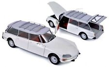 1:18 norev-Citroen DS 21 break 1970 White