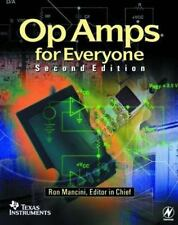 Op Amps for Everyone by Ron Mancini (2003, Paperback)