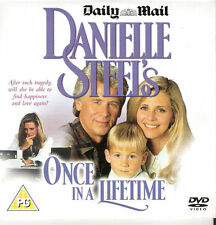 DANIELLE STEEL'S -- ONCE IN A LIFETIME = PROMO = VGC