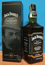 Jack Daniels  MASTER DISTILLER  #1 with Paper Seal 1 Liter 43% Vol  Very rare