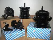 SET OF 5 MOTOR & TRANSMISSION MOUNTS FOR ACURA TL (2000-2003, 3.2L, V6, 3210cc).