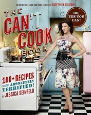 The Cant Cook Book By Seinfeld, Jessica