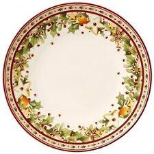 Villeroy & and Boch Christmas WINTER BAKERY DELIGHT snack / salad plate 24cm
