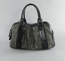 Burberry Knight Studded Large Bag with Dust Bag