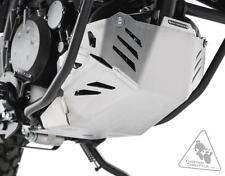 SW-MOTECH Alum Skid Plate Engine Guard For Kawasaki KLR650 '08-'17 SILVER or BLK