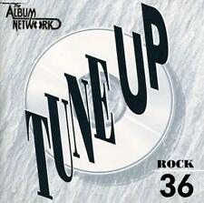 VARIOUS ARTISTS - ALBUM NETWORK: TUNE UP ROCK # 36 - CD, 1989