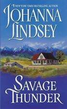 BUY 2 GET 1 FREE Savage Thunder 2 by Johanna Lindsey (2003, Paperback)