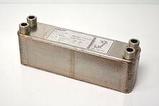 """SWEP B8THx40/1P-SC-M 4x3/4"""" Plattenwärmetauscher Wärmeaustauscher"""
