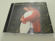 No Greater Love - Various Artists (2 x CD Album) Used very good