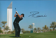 Paul LAWRIE SIGNED Autograph Photo AFTAL COA Omega Dubai Desert Classic Golf