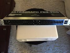 New Behringer Ultragraph Pro FBQ1502 EQ - NEW IN BOX