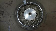 1965 yamaha y26 ym2c 305 y385~ front wheel rim
