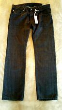 Diesel Waykee Denim Trousers Jeans Mens 32x32 NWT NEW straight USA