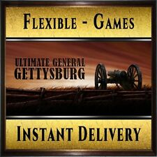 Ultimate General: Gettysburg-Vapor CD-Key digital [PC y Mac] Entrega Inmediata