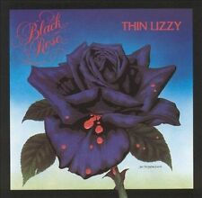 THIN LIZZY BLACK ROSE  DELUXE EDITION 2 CD PHIL LYNOTT SCOTT GORHAM GARY MOORE