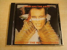CD / ADAM AND THE ANTS - KINGS OF THE WILD FRONTIER