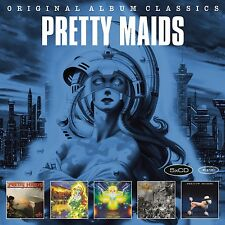 PRETTY MAIDS - ORIGINAL ALBUM CLASSICS 5 CD NEU