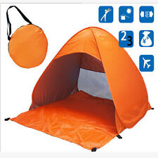 Waterproof Sun Shade Quick Pop up Outdoor Automatic Instant Camping Hiking Tent
