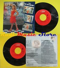 LP 45 7'' KYLIE MINOGUE The locomotion I'll still be loving you no cd mc dvd