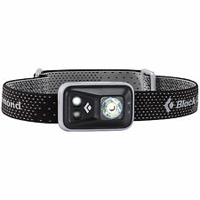 Black Diamond Spot Headlamp 200 Lumens Aluminum Gray LED Flashlight Waterproof