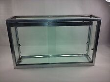 Glass Display Case Countertop General Store Jewelry Small Collectibles  00201010