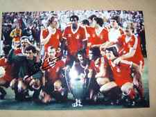Peter Shilton Nottingham Forest Legend signed photo 12x8 inches COA AFTAL PROOF