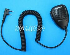 Radio Speaker mic Microphone for BAOFENG LINTON KENWOOD Radio KMC-21 US SELLER