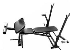 Protoner 7 in 1 Multy Bench with removable preacher curl home gym fitness