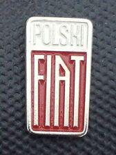 Polski Fiat  Polnische Fiat Anstecknadel pin pins