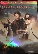 Legend of the Seeker: The Complete First Season (DVD) FACTORY SEALED QUICK SHIP