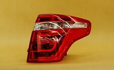 Rear tail light Citroen C4 Picasso 2007-2013 outer, right side, driver side O/S