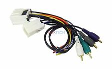 BHA7551 Aftermarket Radio Replacement Amp Integration Harness Nissan/Infiniti