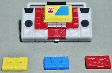G.I. Joe & Transformers 2013 SDCC BLASTER & 3 CASSETTES ACCESORIES - Loose