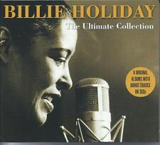 Billie Holiday - The Ultimate Collection...Greatest Hits (3CD 2008) NEW/SEALED