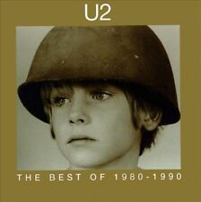 U2 - The Best of 1980-1990      **NEW CD**