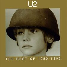 U2 - The Best of 1980-1990    *** BRAND NEW CD ***