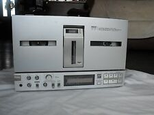 Vintage AKAI 77 Reel to Reel 4 track stereo Tape deck Recorder GX-77 As where is