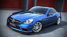 FRONT SPLITTER- MERCEDES SLK R172 STANDARD & AMG version (2011-onwards)