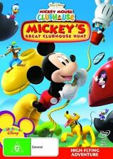 Mickey's Great Club House Hunt (DVD, 2007).Wholesale_Media.Case is Brand New.