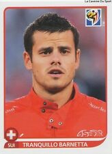 N°593 BARNETTA # SWITZERLAND STICKER PANINI WORLD CUP SOUTH AFRICA 2010