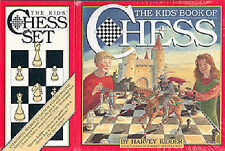 The Kids' Book of Chess, Harvey Kidder