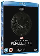 Marvel Agents of Shield S.H.I.E.L.D.  Season 1 (Blu-ray, 5 Discs, Region Free)