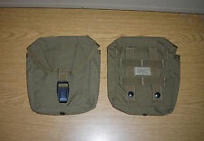 1 X GENUINE RARE USMC FSBE EAGLE INDUSTRIES LARGE IFAK POUCH COYOTE BROWN NEW !!
